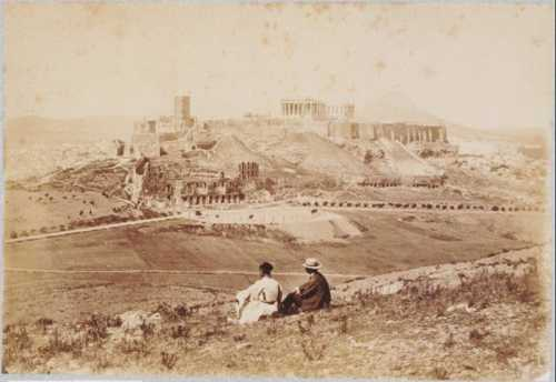 Οδοιπορικό στην παλιά Αθήνα (1850-1920)
