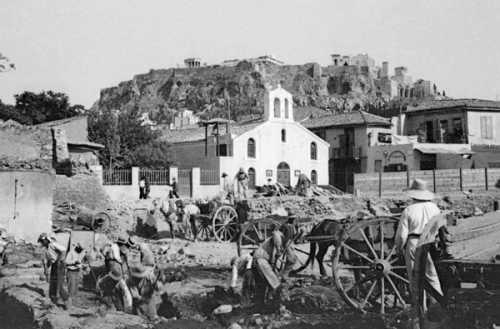 Σπάνιες φωτογραφίες της παλιάς Αθήνας!