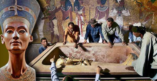 Εντόπισαν τον τάφο της θρυλικής βασίλισσας Νεφερτίτης