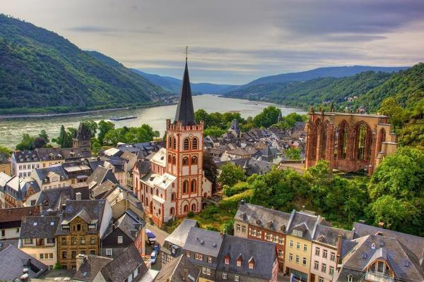 Bacharach: Ένα στολίδι της γερμανικής επαρχίας!