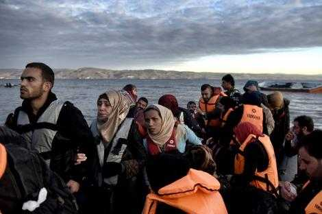 Ο χάρτης των ψεμάτων για τους πρόσφυγες