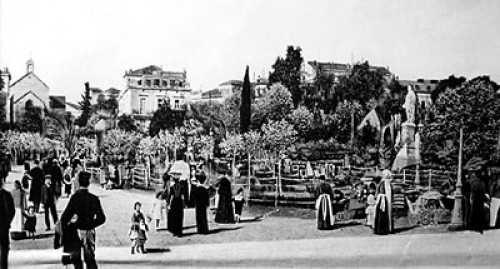 Στο Ζάππειο μια μέρα περιπατούσα … Οι πρόγονοί μας το θεωρούσαν την Παριζιάνικη συνοικία της Αθήνας!
