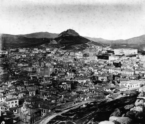 Η Αθήνα του 1862 μέσα από τον φακό του Jakob August Lorent