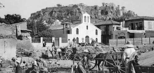 Η μεταμόρφωση της Αθήνας μέσα στον χρόνο Μέρος Β΄