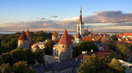 Ταλίν: Η πόλη που σε μεταφέρει στο ωραιότερο παραμύθι!