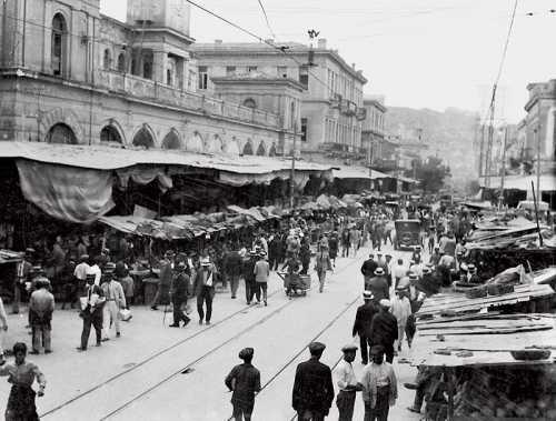 Αθηναϊκοί δρόμοι: η οδός Αθηνάς κατά το 19ο και τις αρχές του 20ου αιώνα