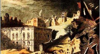 Μηχανή του Χρόνου: Ο φονικός σεισμός και το τσουνάμι ύψους 20 μέτρων που ισοπέδωσε την Λισαβόνα