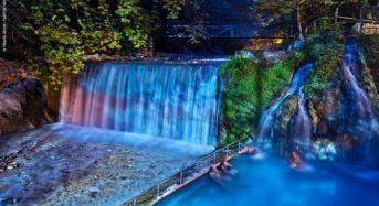 Κι όμως Αυτό το φυσικό Σπα βρίσκεται στην Ελλάδα!