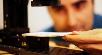 Συσκευή διαβάζει βιβλία, χωρίς να τα ανοίξει