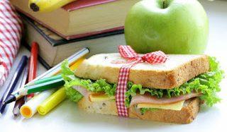 Διατροφή στο σχολείο και όχι μόνο