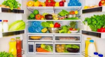 Πώς να μην χαλάνε γρήγορα τα φρούτα και τα λαχανικά στο ψυγείο