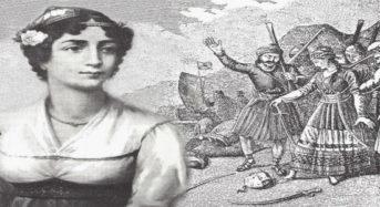 1822 Η τουρκική απόβαση στη Μύκονο