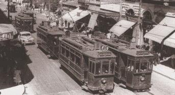 Η ιστορία του αθηναϊκού τραμ