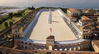Έτσι ήταν το κέντρο της Θεσσαλονίκης κατά την αρχαιότητα.