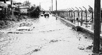 Οταν η Αθήνα λύγισε από τις πλημμύρες του 1977 με τα 37 θύματα