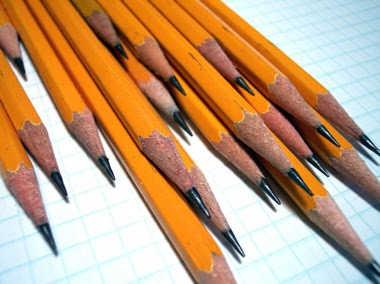 Όλα όσα δεν γνωρίζατε ότι μπορούν να κάνουν τα μολύβια!
