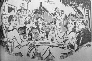 Πως διασκέδαζαν οι δανδήδες της Παλιάς Αθήνας του 1933