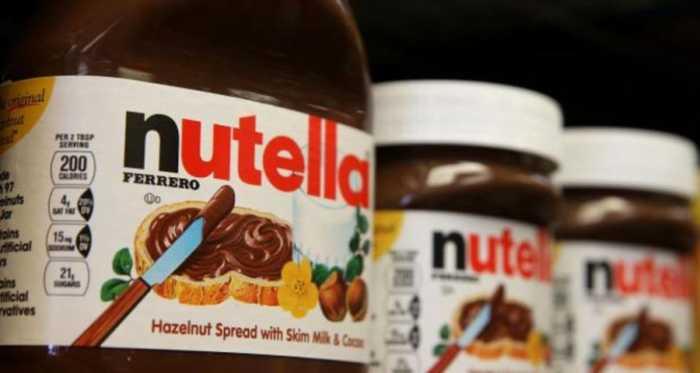 Ύποπτη ως καρκινογόνος η Nutella