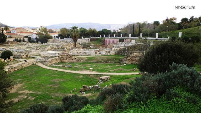 Ταξίδι στον χρόνο αρχαία Αθήνα – Ξενάγηση στον Κεραμεικό