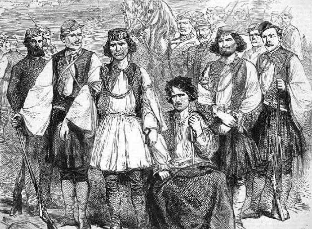 9 Απριλίου 1870 Η Σφαγή στο Δήλεσι