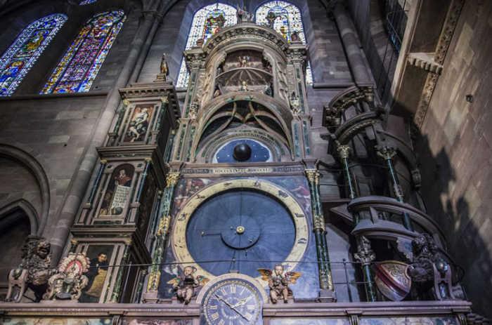 Εντυπωσιακά αστρονομικά ρολόγια στον κόσμο!