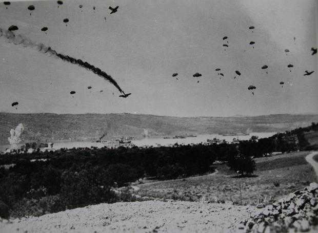 Η Μάχη της Κρήτης – 20 Μαΐου 1941