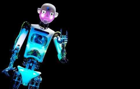 Μηχανή που χαίρεται και λυπάται Συναισθηματικό ρομπότ πιάνει κουβεντούλα με τους ανθρώπους