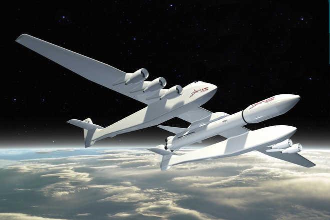 Tο μεγαλύτερο αεροσκάφος στον κόσμο
