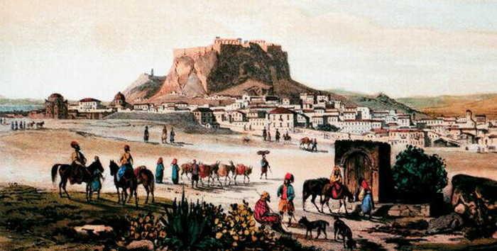 Η Άλωση της Αθήνας από τους Οθωμανούς Τούρκους