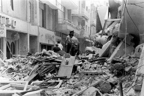 Σαν σήμερα: Ο μεγάλος σεισμός της Καλαμάτας που άλλαξε για πάντα την πόλη