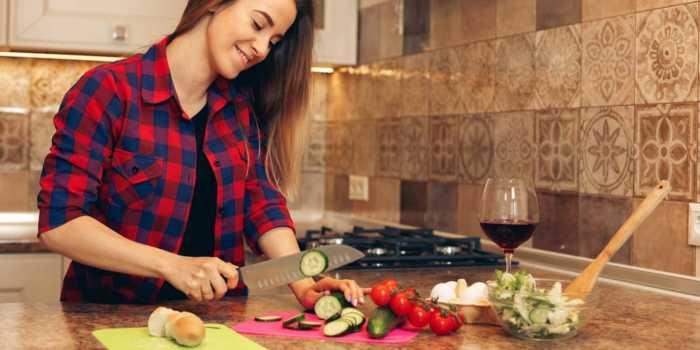Τα 4 βήματα για να γίνετε χορτοφάγος
