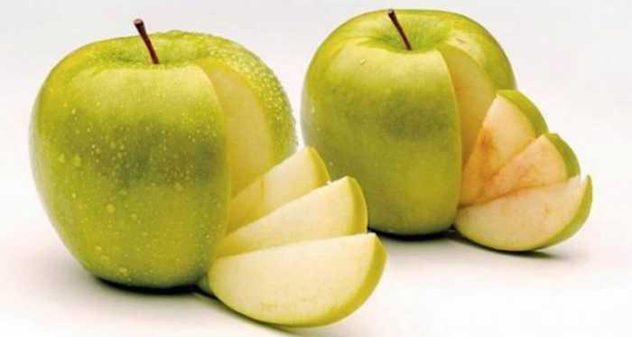 Μήλα που δεν μαυρίζουν όταν κοπούν!