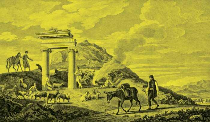 Η πολύπλοκη σχέση των Αθηναίων με το νερό: Δημόσιες βρύσες, υδραγωγεία κ.λπ.