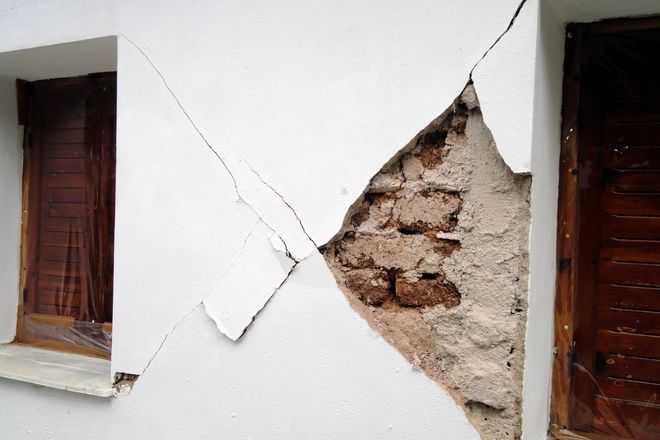 Αρκετοί σεισμοί οφείλονται σε ανθρώπινες δραστηριότητες