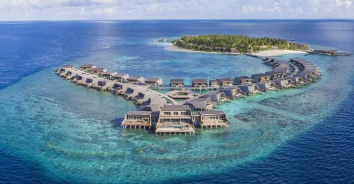 Νέο resort στις Μαλδίβες είναι χάρμα οφθαλμών!