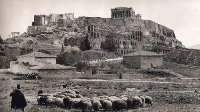 Όταν η Αθήνα έγινε πρωτεύουσα