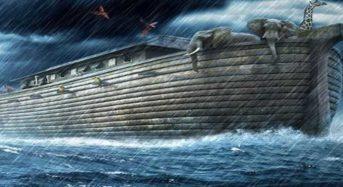 Έχουν Βρει την Κιβωτό του Νώε στα βουνά του Αραράτ;