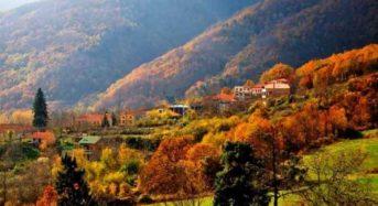 Το χειμερινό θέρετρο του Δία. Το χωριό που αν και το κατέστρεψαν εντελώς, σήμερα είναι ένα από τα ωραιότερα της Ελλάδας