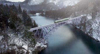 Παραμυθένιες χειμερινές εικόνες της Ιαπωνίας