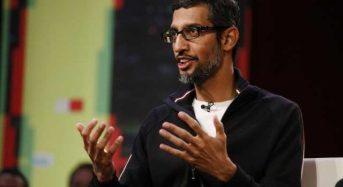 Sundar Pichai, CEO Google: Η τεχνητή νοημοσύνη είναι κάτι πιο σημαντικό ίσως και από την ηλεκτρική ενέργεια ή τη φωτιά…