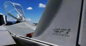 """Σε δοκιμαστικές πτήσεις το διθέσιο αεροπλάνο """"Atairon"""", κατασκευασμένο από ελληνικά χέρια στη Φλώρινα"""