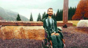 Στέλιος Κυμπουρόπουλος: Ανάπηρος, στην ελληνική κοινωνία, σημαίνει φυλακισμένος