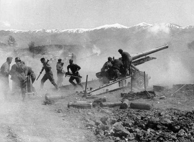 6 Απριλίου 1941 Η Γερμανική Επίθεση κατά της Ελλάδας