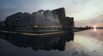 Ένα πρωτοποριακό υδάτινο κέντρο στην Κοπεγχάγη