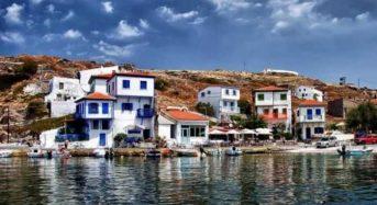 Αϊ-Στράτης Το άγνωστο μικρό νησάκι όπου έζησαν εξόριστοι ο Ρίτσος και ο Λουντέμης είναι ένας μικρός Παράδεισος