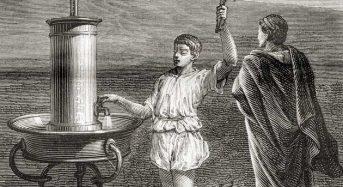 Ο υδραυλικός τηλέγραφος και τα αρχαία sms…
