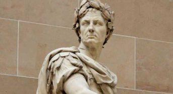Έτσι ήταν πραγματικά το πρόσωπο του Ιουλίου Καίσαρα