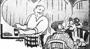 Ουσίες κι οινοπνεύματα το 1943