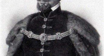 Σίμων Σίνας διέθεσε μεγάλο μέρος της περιουσίας του για ευεργεσίες.