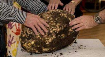 Βρήκαν μπάλα βουτύρου 2.000 ετών!
